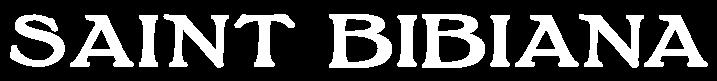 Saint Bibiana Logo
